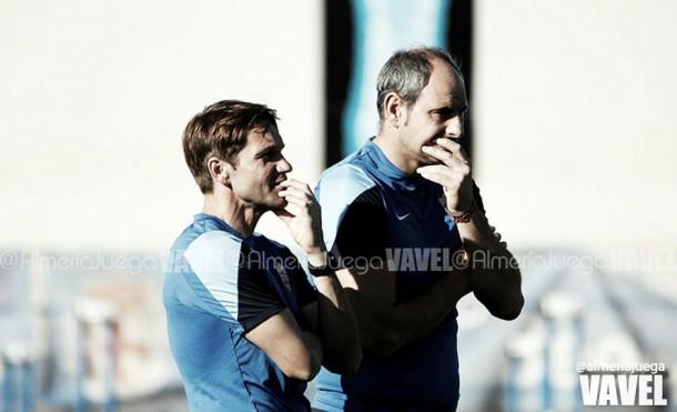 El Almería viaja con 19 hombres a San Mamés