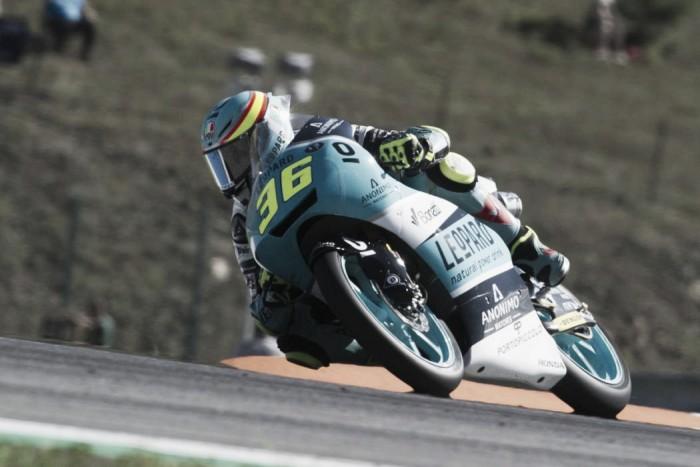 Moto3, Austria: Mir retrocesso