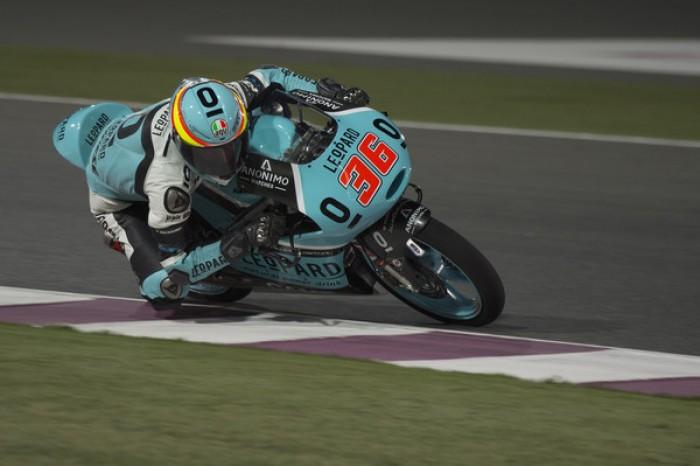 Moto3, Austria: prima pole in carriera per Mir, terzo Bastianini