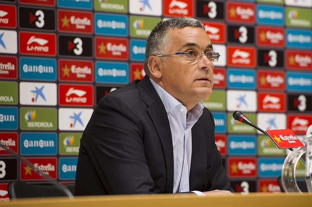 """Joan Collet: """"La decisión del Barcelona es una falta de respeto hacia el futbol catalán y el Espanyol"""""""