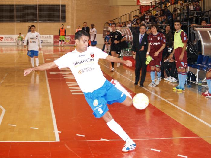 Joan Linares: el 'incansable' del fútbol sala