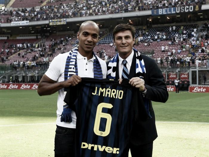 Recém-contratado, João Mário ressalta 'grande responsabilidade' em defender a Internazionale