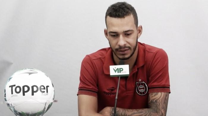 Goiás acerta com volante João Afonso, ex-Brasil de Pelotas