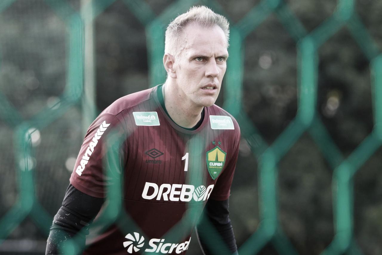 João Carlos comenta temporada no Cuiabá e quer equipe na Série A em 2021