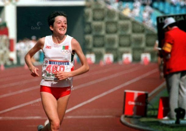Split 1990: Rosa Mota, reina del maratón
