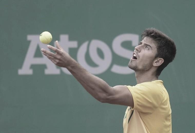 Ouro no Pan, João Menezes avança às semis do quali no US Open; Rogerinho cai