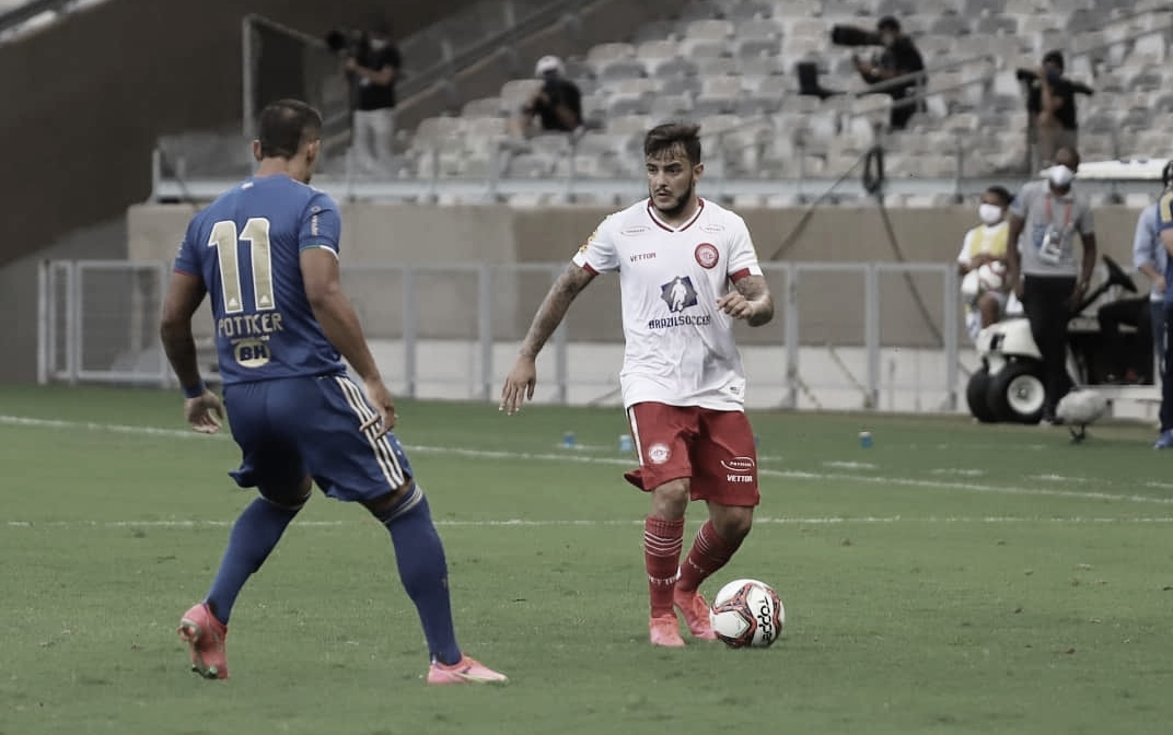 João Paulo projeta crescimento do Tombense em busca da liderança no Campeonato Mineiro
