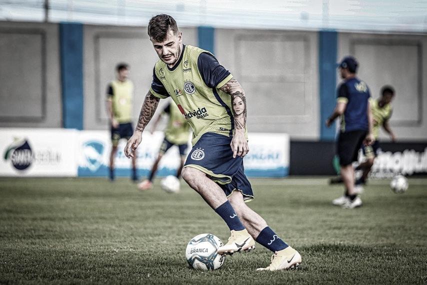 João Paulo projeta bom desempenho do Confiança na Série B
