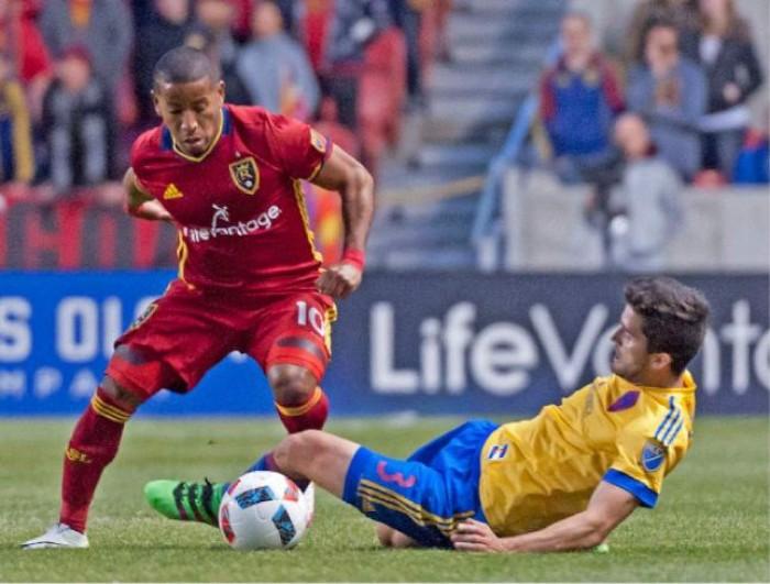 Late Joao Plata Goal Helps Real Salt Lake Sink Colorado Rapids