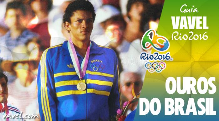 Ouro Olímpico: relembre a história de Joaquim Cruz, medalhista em Los Angeles 1984