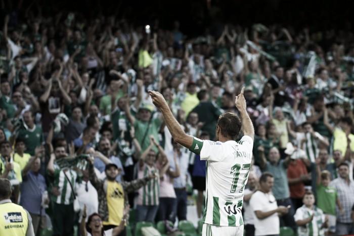 Anuario VAVEL Real Betis 2017: Joaquín Sánchez, una de las trece barras