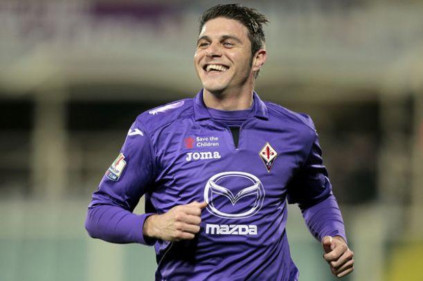 "Joaquin ""saluta"" la Fiorentina"