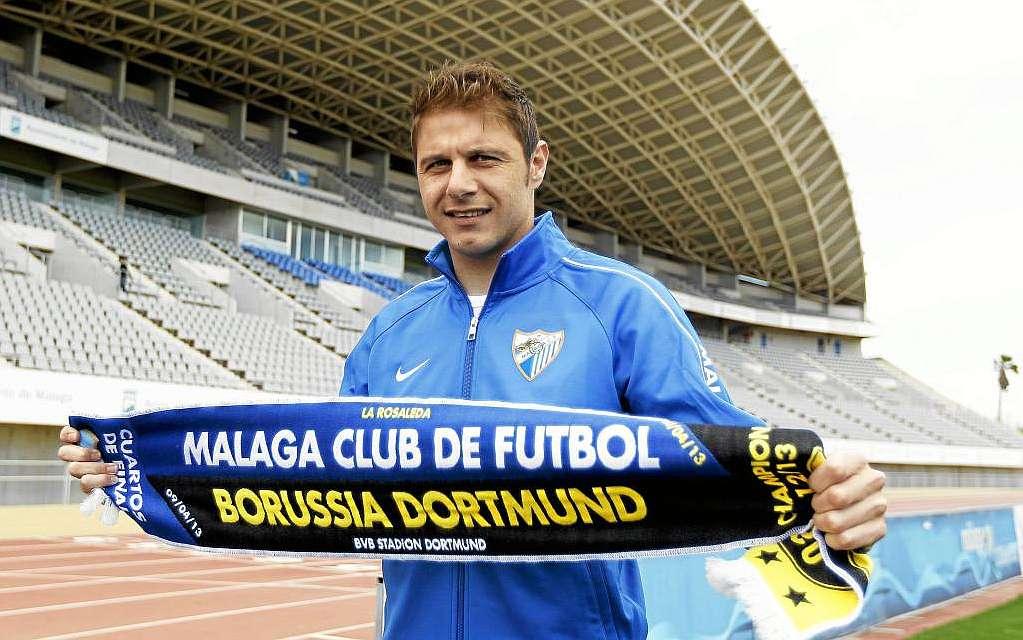 Malaga reçoit Dortmund