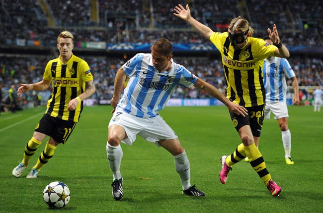 Dortmund-Malaga: Tout reste à jouer