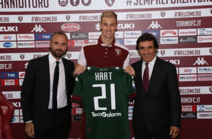 Joe Hart: