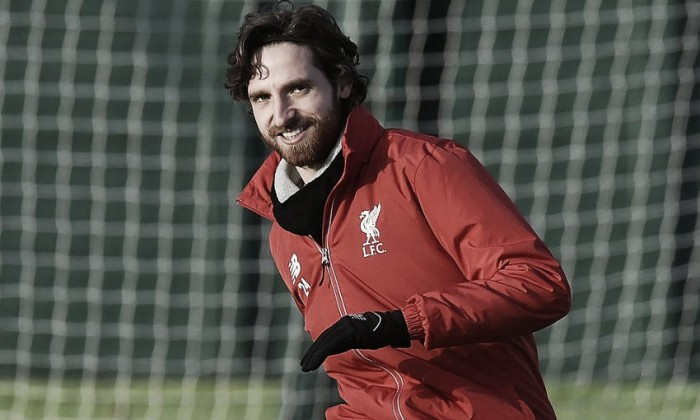 Joe Allen believes he's playing for his Liverpool future