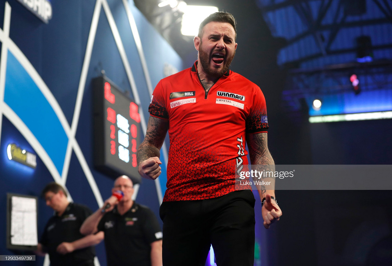 Darts: Cullen claims first PDC ranking title of 2021