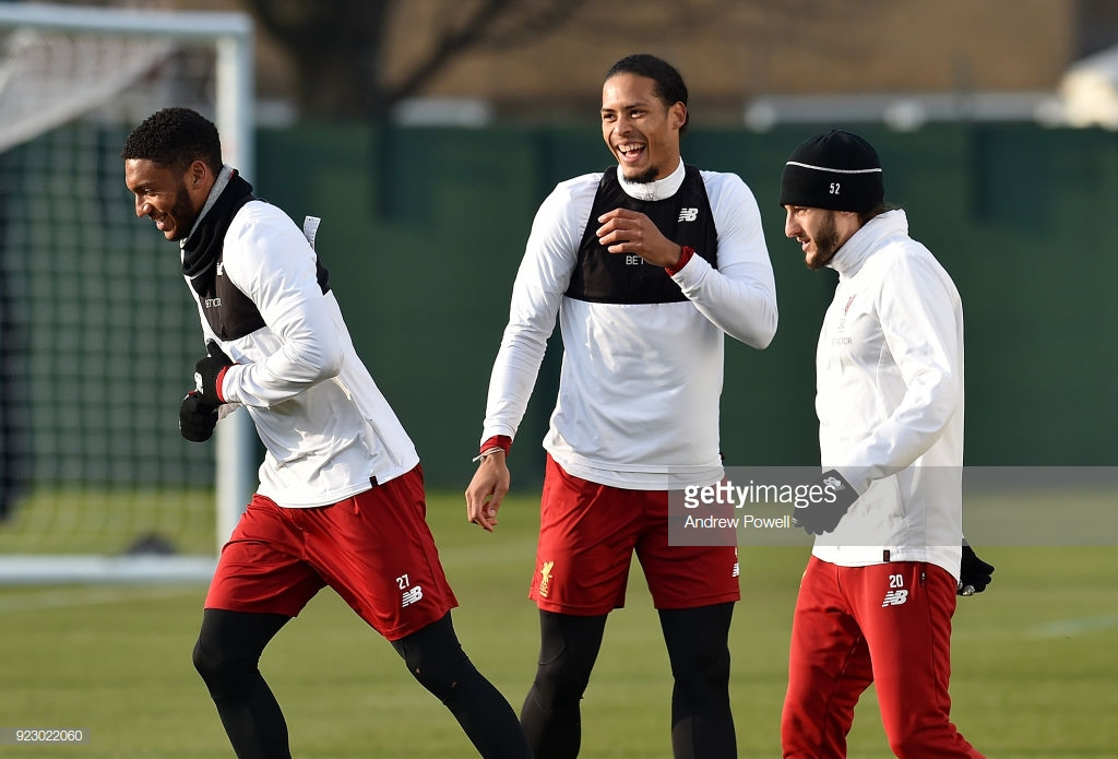 Liverpool duo Joe Gomez and Adam Lallana recalled to England squad