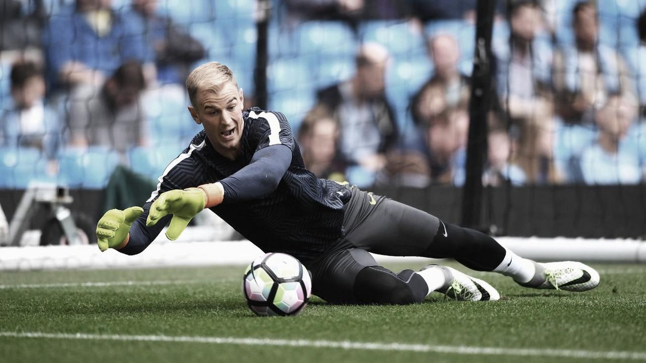 """Joe Hart: """"Pep me dejó claro que iba a necesitar salir del Manchester City"""""""