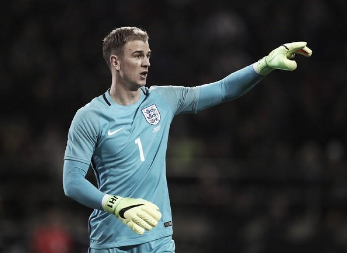 Joe Hart insiste que la selección de Inglaterra no espera a nadie