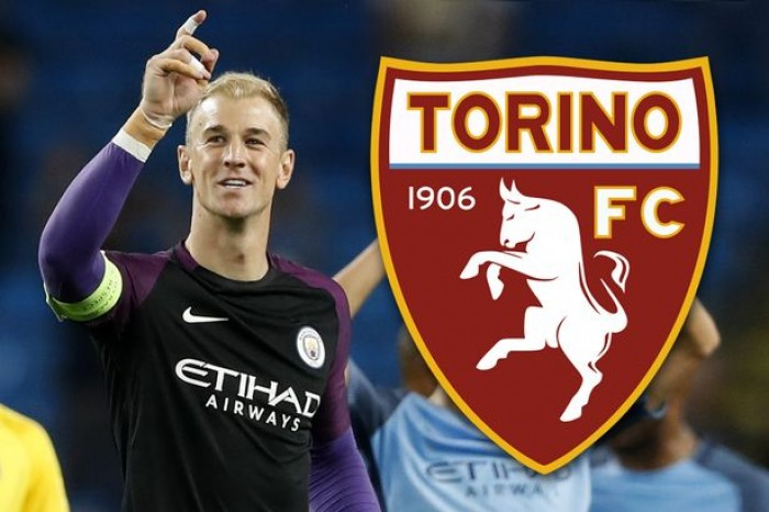 Joe Hart al Torino