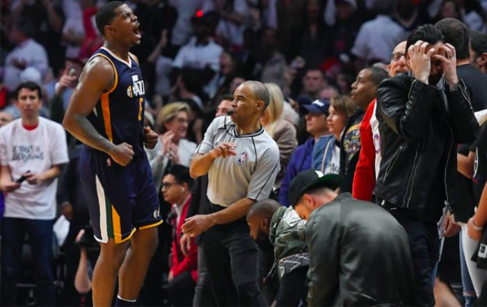 NBA Playoffs 2017 - Protagonisti: Joe Johnson è l'uomo chiave di gara1, in attacco e in difesa