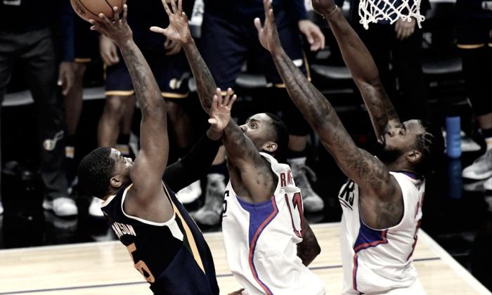 NBA Playoffs - Joe Johnson sulla sirena! I Jazz strappano Gara 1 ai Clippers