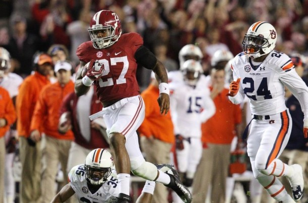 Alabama Crimson Tide vs Auburn Tigers Live Stream Updates And Score Of 2015 College Football (6-6)