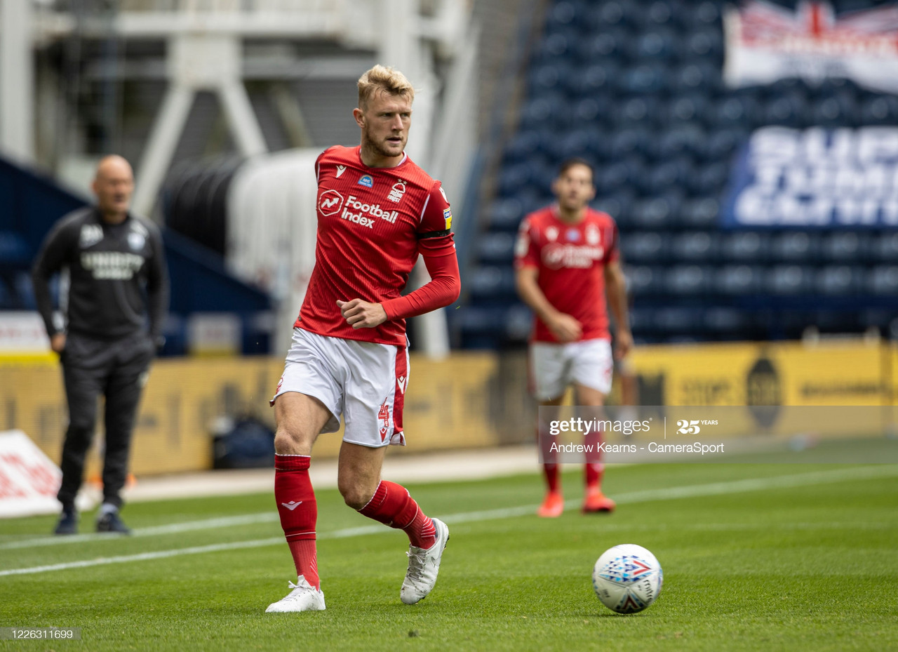 A big blow in Burnley's pursuit of Joe Worrall