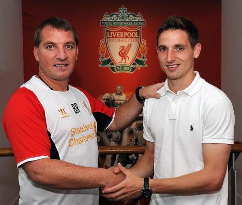 Joe Allen ficha por el Liverpool