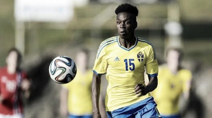 England U17 1-2 Sweden U17: Cooper's side start with defeat due to Asoro brace