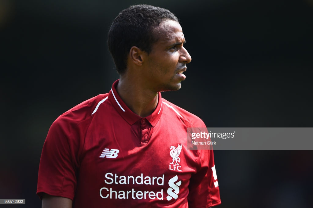 Jürgen Klopp: Joel Matip could be included in squad to face Crystal Palace