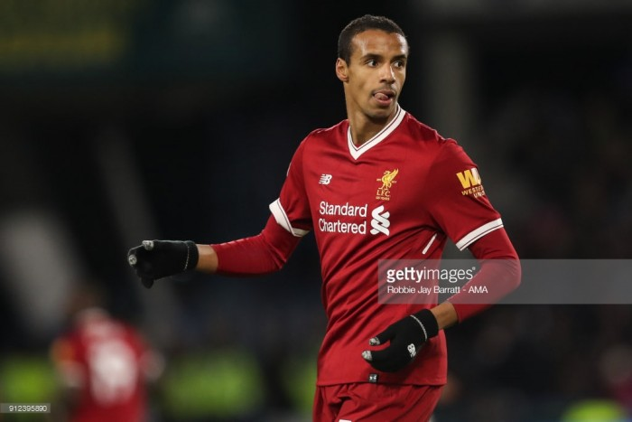 Liverpool defender Joel Matip 'not satisfied&#039 with current form ahead of Southampton clash