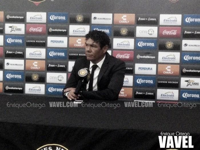 """Joel Sánchez: """"Al plantel le viene de maravilla guardar el cero"""""""