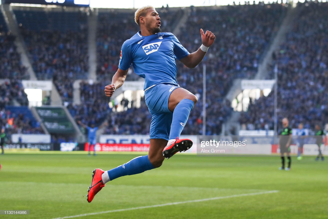 Newcastle smash club transfer record to sign striker Joelinton