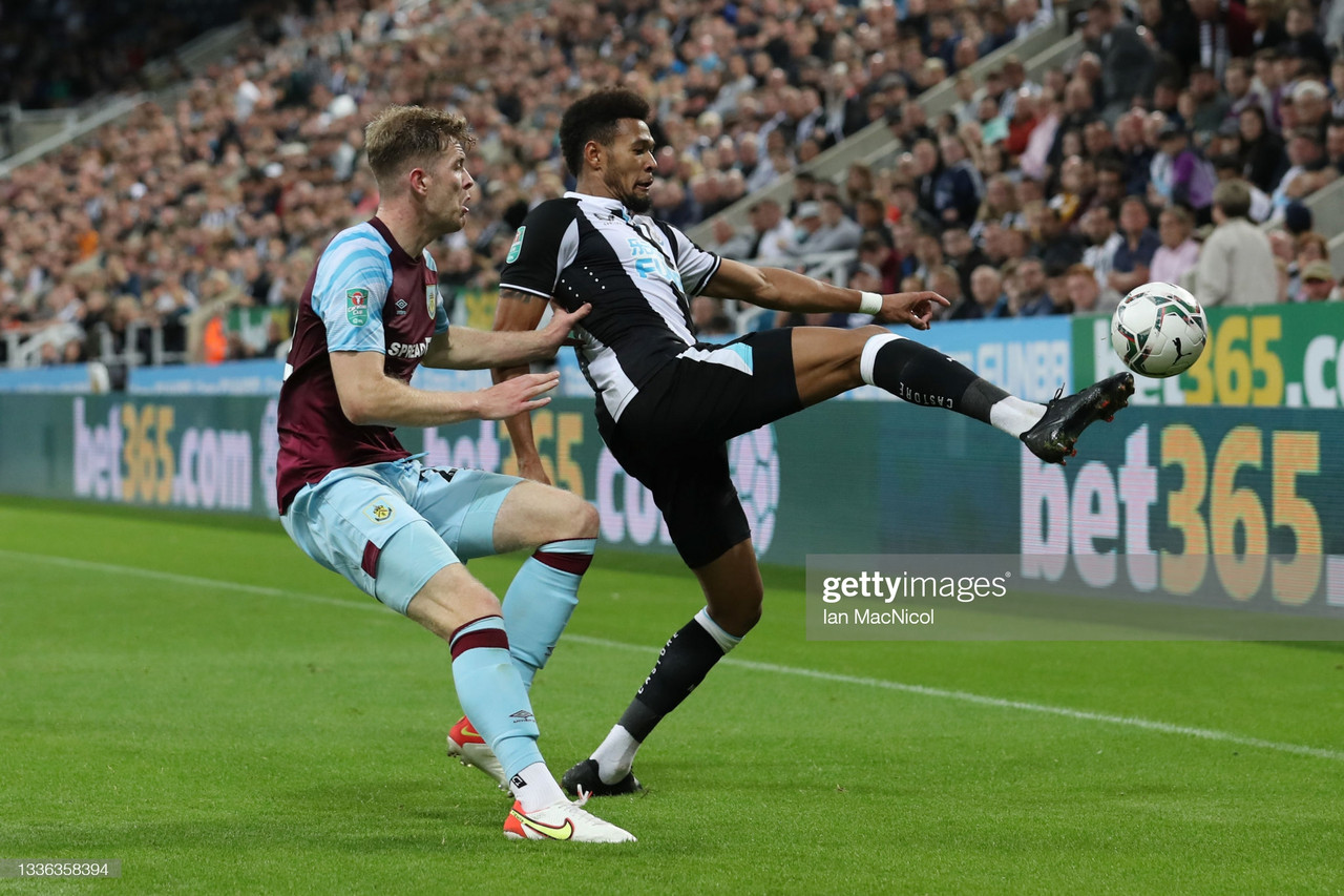 As it happened: Burnley beat Newcastle in shootout after misses from Saint-Maximin and Almiron