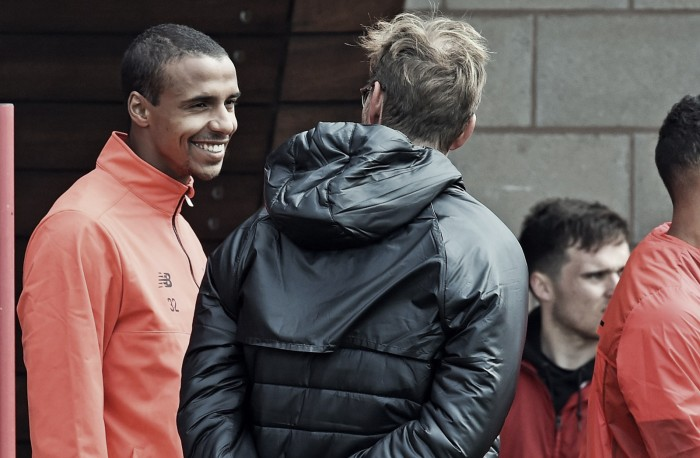 I'm ready for English football but I want to become stronger, says Liverpool defender Joel Matip