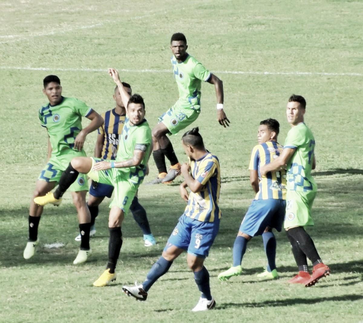 Incertidumbre en la clasificación los octavos de final de Copa Venezuela entre equipos del Orinoco