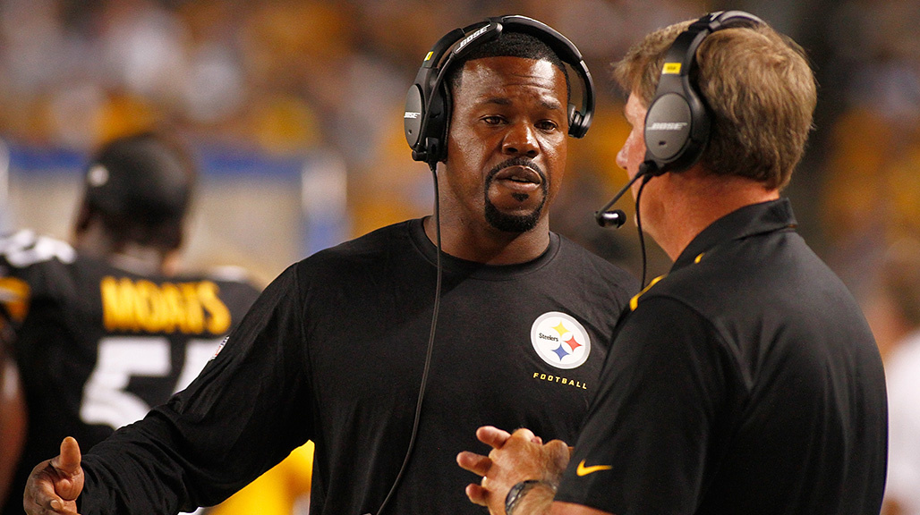 Pittsburgh Steelers will not renew Joey Porter's contract