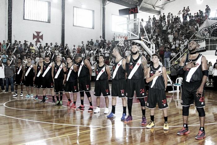 Na estreia da Liga Ouro de basquete, Vasco é derrotado pelo Ginástico