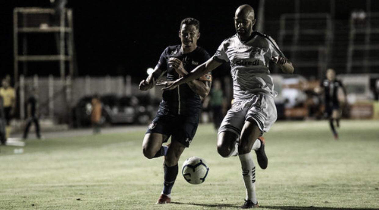 Em jogo sonolento, Fluminense e Luverdense empatam sem gols pela Copa do Brasil