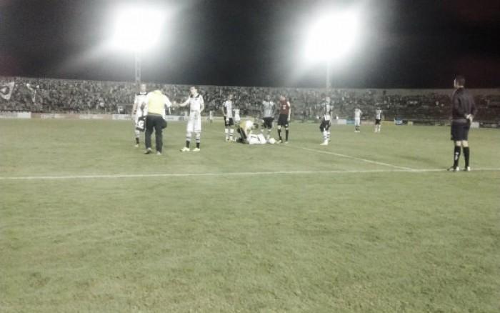 Botafogo-PB vence Ceará e garante boa vantagem para jogo de volta da Copa do Brasil