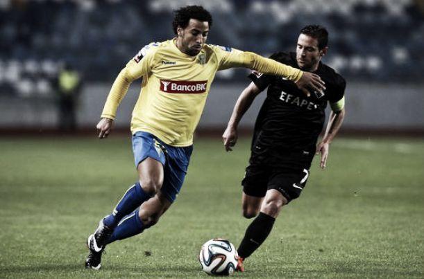 Estoril vence em Coimbra com golo de Balboa