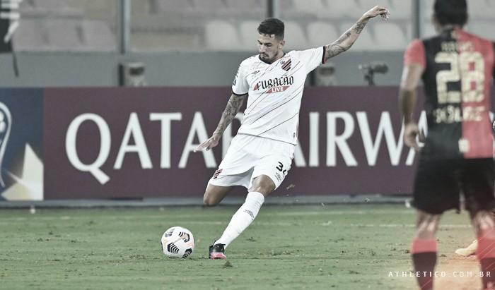 Athletico recebe Melgar em jogo decisivo na Sul-Americana