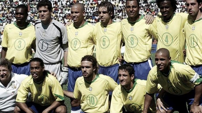 """Doze anos depois, Brasil e Haiti repetem duelo do """"Jogo da Paz"""""""
