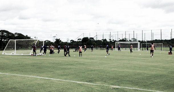 Sport encerra sessões de jogo-treino na intertemporada invicto e com uma goleada