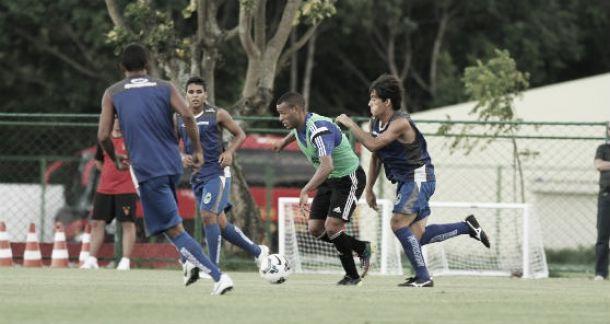 Sport derrota AGAPE em jogo-treino e Eduardo Baptista aprova atuação da equipe