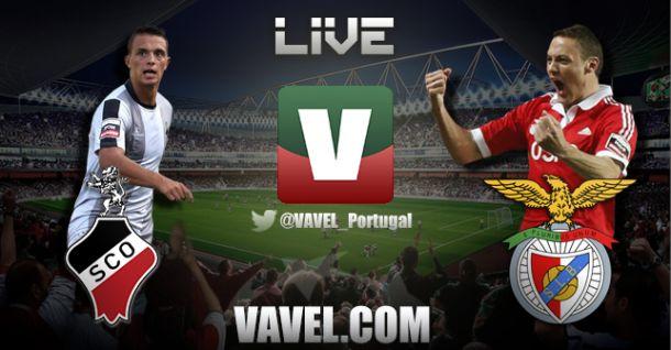 Olhanense x Benfica, directo online e ao vivo