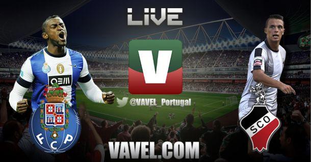Olhanense x Porto, Liga Zon Sagres