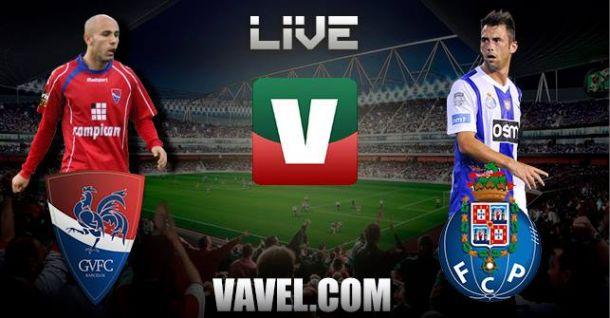 Gil Vicente x FC Porto, directo
